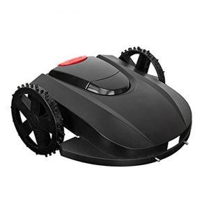 Tondeuse-Electrique-Gazon-Cisaille-Pelouse-Robot-Silencieuse-Petit-Jardin-Facile--Dmonter-et--Remonter-0