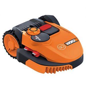 Worx-Landroid-Robot-tondeur-SO500i-jusqu-500-m-avec-fonction-sans-fil-WR105SI-1-pice-orange-0