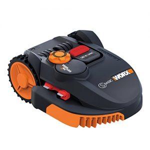 Worx-wr094s-Robot-tondeuse-Landroid-36-W-20-V-noir-orange-350-m-0