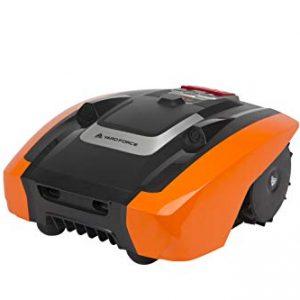 Yard-Force-Tondeuse-Robot-Electrique-AMIRO400i-avec-Technologie-Sensorielle-Ultrasonique-Application-Connecte-Pelouse-jusqu-400m2-Largeur-de-coupe-16cm-0